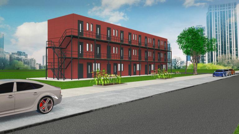 betaalbare modulaire woningen