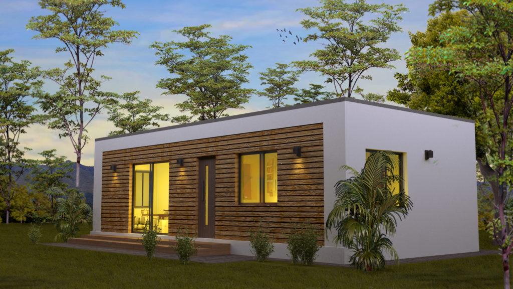 vakantiewoning RS-housing