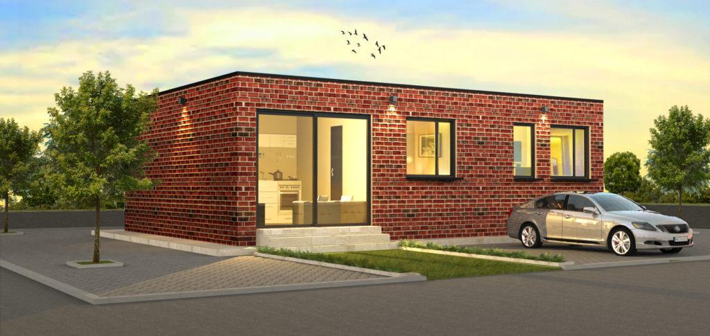 Migrantenwoning RS-Housing