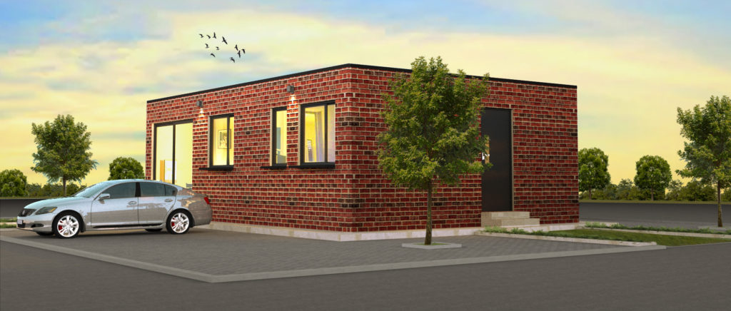 Snelle en betaalbare arbeidsmigrantenwoning RS-Housing
