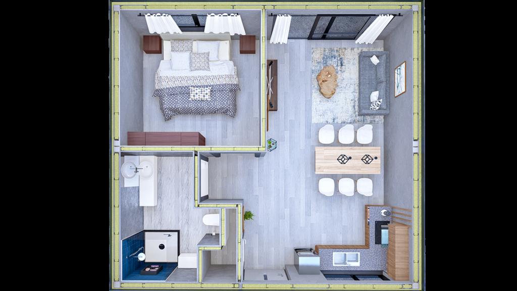 RS-Studio Plan View